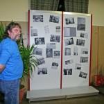 Fotokollage über die vergangenen 50 Jahre das Vereins